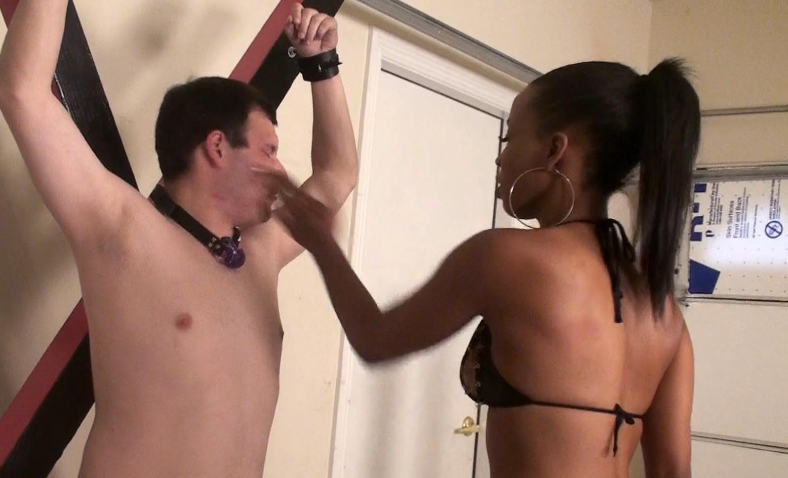 femdom whipping