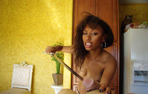 Ebony castration